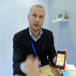 Nokiaインタビュー 「スマートフォンでは挑戦者 WP8で再起」