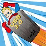 超高速USB3.0で動画や音楽をサクッと快速保存!