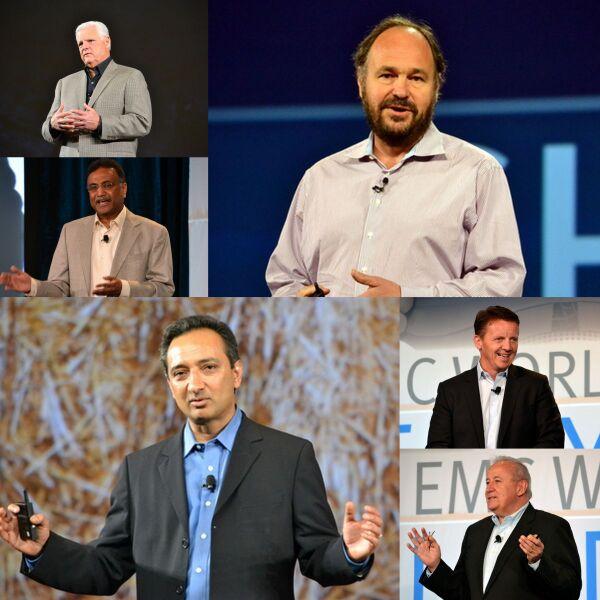 Software Definedの未来は?EMC World 2013レポート
