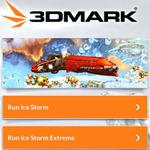 3DMarkの「Ice Storm」でAndroidスマホの性能を比較
