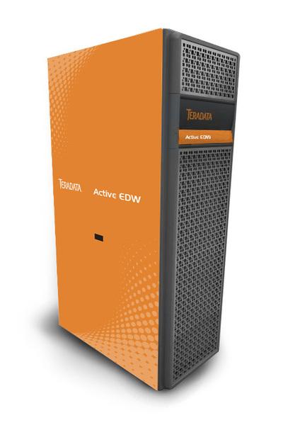 テラデータ、SSDやXeon E5採用のDWHアプライアンス