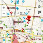 """スマホ界最強のアプリ、""""マップ""""の便利な使い道を探る!"""