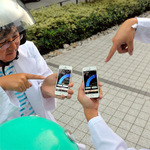 山手線全駅でテスト! 3キャリアのiPhone 5sで通信速度比較