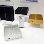 国内販売も決まったNUC対応のアルミ製ケースをズラリと紹介