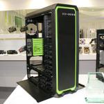AntecがCOMPUTEXで人気PCケースの新作「P100」などを展示