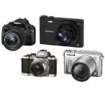 増税前よりも安い!? GW前に欲しいお買い得なデジタルカメラ