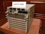 100GbEを96ポート搭載!SDN対応も先進的なArista 7500E