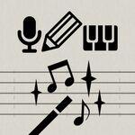 iPhoneに鼻歌を録音するだけで、楽曲が完成するアプリ!?