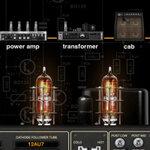 アプリの醍醐味! アンプシミュレーターを自由に作れる「BIAS - Amps!」