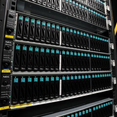 ハイパースケールデータセンターを実現する次世代のサーバー&ストレージ