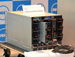 デルのブレードサーバーに載るフォーステンの40GbEスイッチ