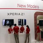 CEATECドコモブースで先行展示 Xperia Z1やNote 3があった!