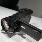 今年は4Kビデオカメラも手頃な価格に!? ソニーとパナが新機種発表!