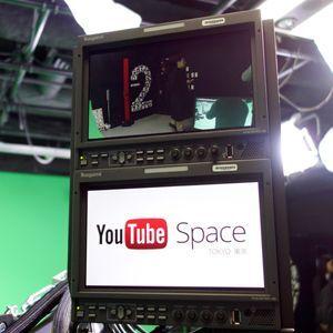 「YouTube Space Tokyo」が1周年、1000本以上の動画を制作