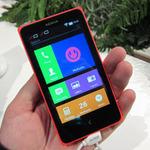 Windows Phoneではない、Androidの「Nokia X」をチェック