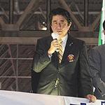 ニコ超に2年連続で安部総理が来場、大相撲超会議場所も開催
