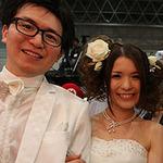 リア充「本当に」爆発した!! 体を張った超ニコニコ結婚式