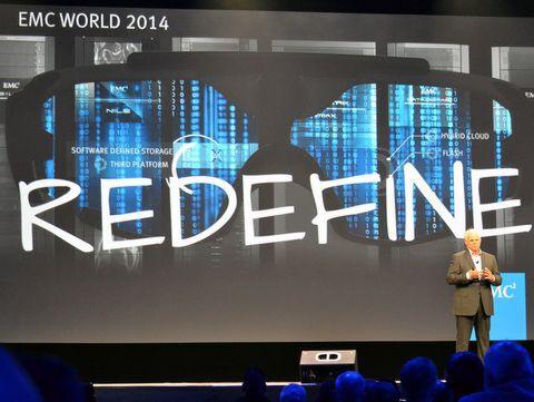 REDEFINEは成功したか?EMC WORLD 2014レポート