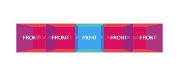 CSS Transitionsを使った3Dロールオーバーのアイデア