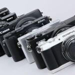 ミラーレスからコンデジまで、夏前に買いたい注目新デジカメ7機種
