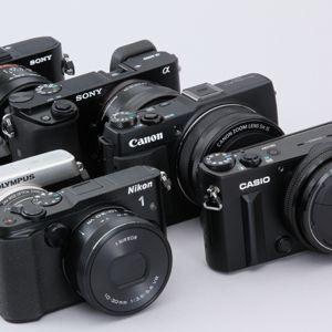 初夏のデジカメ新製品を徹底チェック!