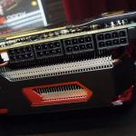 COMPUTEXでデュアルRadeon R9 290Xを展示するPowerColor