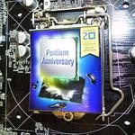Pentium20周年記念マザーをASRockが準備中、X99マザーも展示