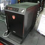 これは売れそう! MSIがゲーマー向け小型PCの国内販売を示唆