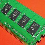 DDR4モジュールが続々登場、ADATAブースで動作デモを実施中
