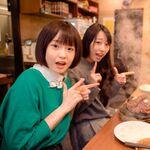 ULTRAGIRLが、東京初出店の1ポンドステーキを食べる!!