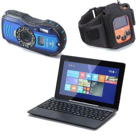PCにデジカメに4Kカメラ! この夏買いたいお買い得デジタル製品