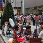 アップルストア銀座前のiPhone 6行列は50人超(!?)へ