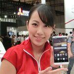CEATEC会場で試せる最新スマートフォンをチェックする!