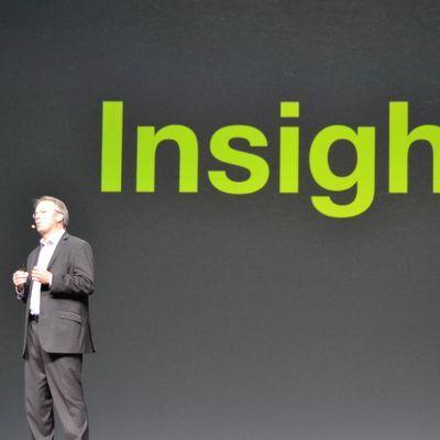 クラウドへの道を開いたNetApp Insight 2014