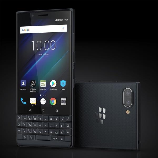 【格安スマホまとめ】QWERTYキー搭載の廉価機「BlackBerry KEY2 LE」国内登場