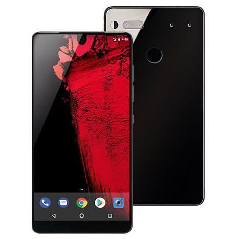 【格安スマホまとめ】Android 9動作のEssential Phoneが楽天とIIJmioから販売