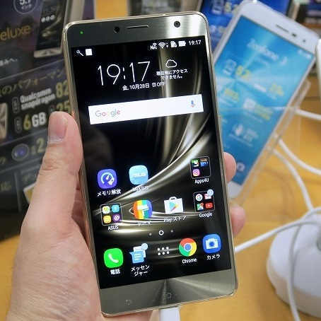 【格安データ通信SIM】LINEモバイルがユーザー動向を公開、最強ZenFoneが受注再開