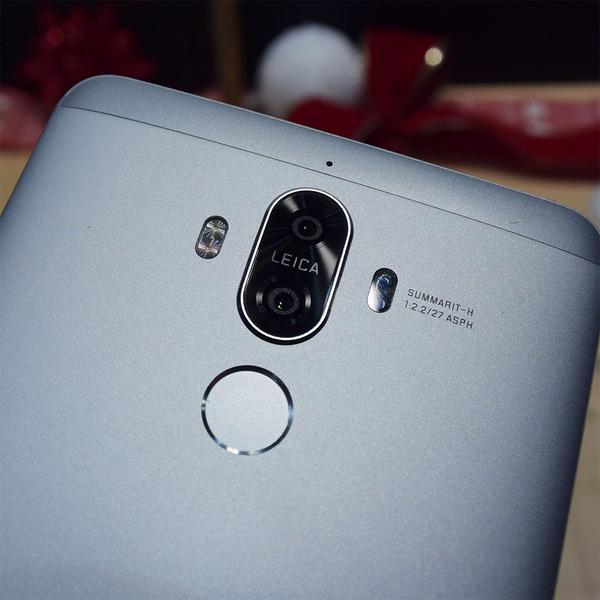 【音声付き格安SIM】ライカカメラのファーウェイ「Mate 9」、gooから2万円のDSDS対応機が登場
