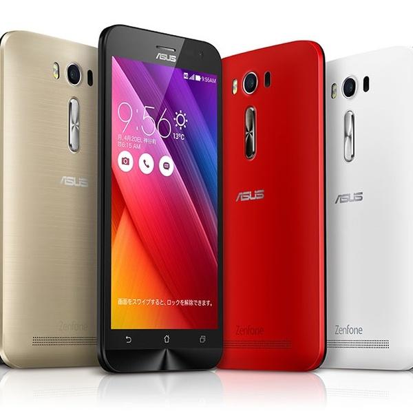 【格安データ通信SIM】ZenFone 2 LaserやIDOL 3にAndroid 6.0
