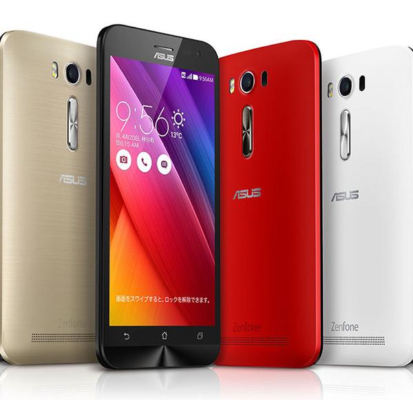 【格安データ通信SIM】5型ZenFoneが2万強に、IIJmioがスマホとSIMのセットを郵便局で取り扱い