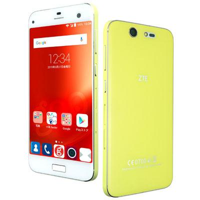 【格安データ通信SIM】gooから高性能ZTE製スマホが3万9800円、KATANA02は1万9800円