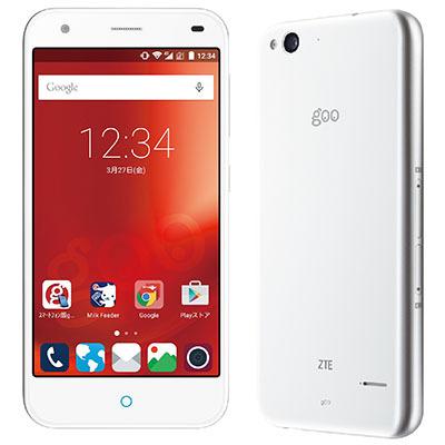 【格安データ通信SIM】SIMフリー端末の決定版、ZenFone 2発表! gooがZTE製スマホ