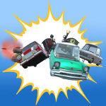 敵の車を弾き飛ばしたときの爽快感がたまらない「バンパーカー・エクストリーム」