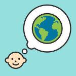 クイズに答えて自分だけの世界を作れる「みんなの脳内ワールド」