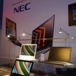NECの新コンセプトPC&次期LaVie ZをCESで触ってきた!