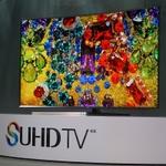 サムスンのテレビは「Tizen」を採用! 湾曲4Kテレビなどを発表
