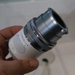 レンズカメラとE-M5 MkIIで盛り上がるオリンパスブース