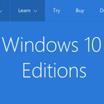 PC向けWindows 10 エディション、機能の違いを紹介