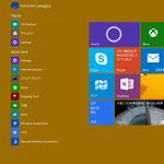 Windows 10に新搭載、PCとタブレットのUIを切り替える「Continuum」機能