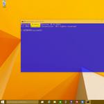 コマンドプロンプトが高機能化した、Windows 10